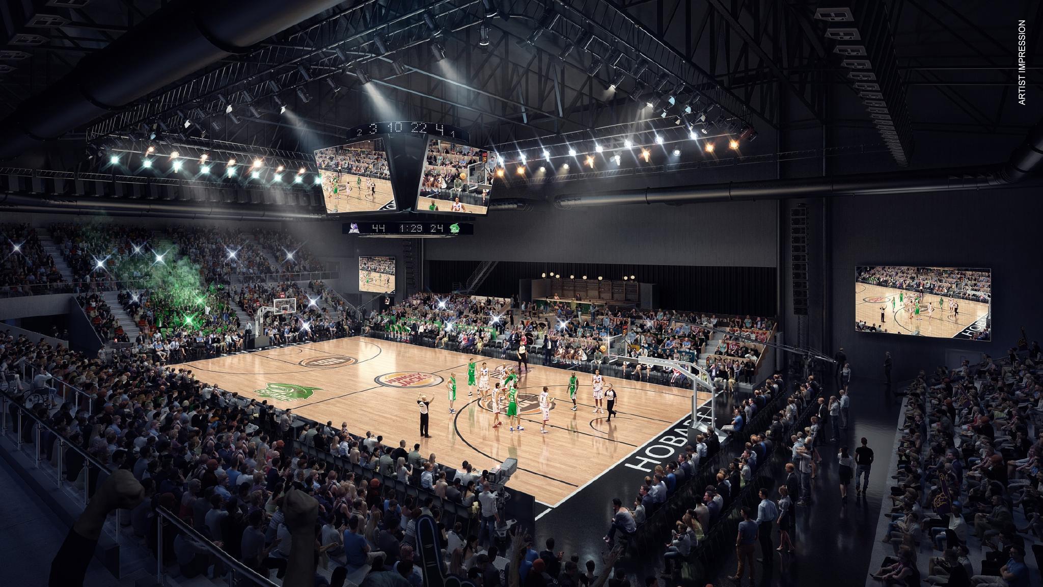 PTI Digital announces NBL as first APAC client for Derwent Entertainment Centre redevelopment